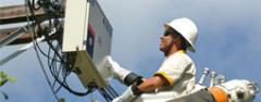 Manutenção na Rede Elétrica