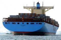 Transporte de Carga marítima