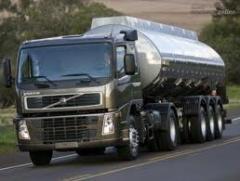 Transportes de cargas perigosas