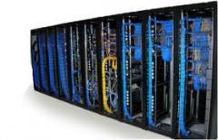 Instalação de redes de telefonia