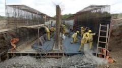 Construção industrial