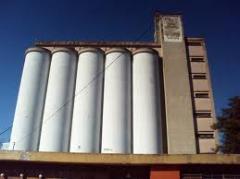 Armazéns e silos