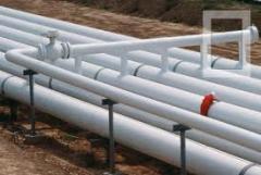 Exploração e produção gas natural