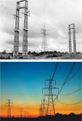 Construção das linhas de transmissão