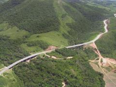 Construçao de Ponte e Viaduto sobre a RS/471
