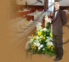 Serviço de VIP catering