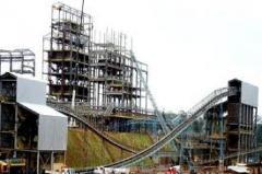 Construçao de Projetos Industriais