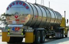 Transporte de Químicos