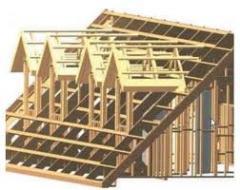 Construçao de casas de madeira