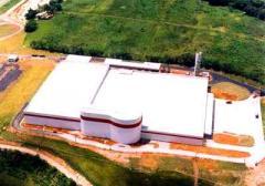 Construção da Fábrica de Iced Coffe