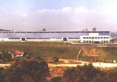 Implantação da fábrica