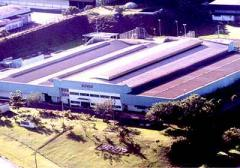 Construção e reforma do prédio industrial
