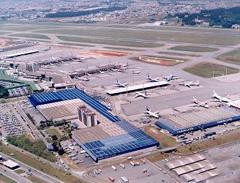 Ampliação Pátio e Pista no Aeroporto de Guarulhos