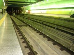 Metrô - Via Permanente Linha 2