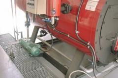 Instalacoes de agua quente, vapor