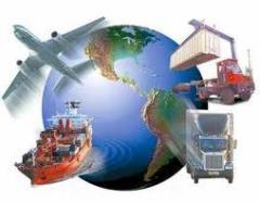 Agenciamento internacional de cargas