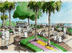 Projetos de urbanização, distritos urbanos e industriais