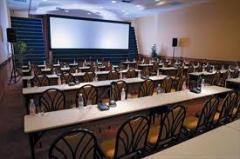 Salão de convenções em hotel