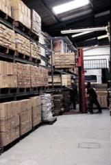 Serviço de armazenagem