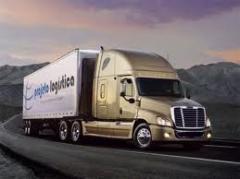 Logistica de transporte rodoviairio