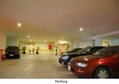 Parking em hotel