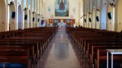 Segurança igrejas
