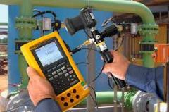 Testes e comissionamento de equipamentos