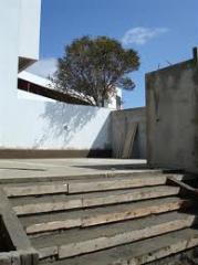 Construção da Escada de Acesso ao Salão