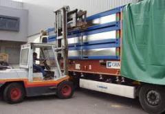 Serviços de logistica