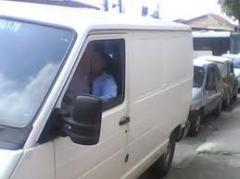 Transporte de cargas em geral para o país