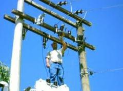 Montagem de redes eletricas