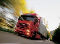Logística do transporte automóvel