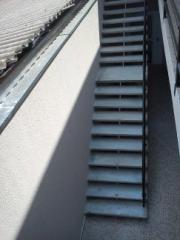Escadas em Bauru