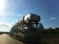Transportes de veiculos