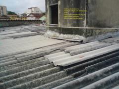 Telhado Reformas - Motivos dos vazamentos