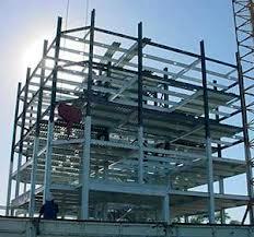Construção de obras marítimas e fluviais