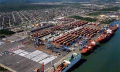 Projetos de logística internacional