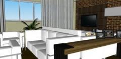 Arquitetura e design de casas de campo