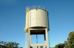 Impermeabilização reservatorios