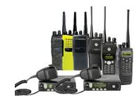 Vendas de rádios e acessórios