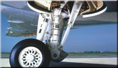 Tratamento anti-corrosão helicópteros de
