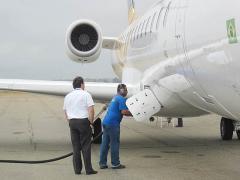 Reabastecimento de aeronaves