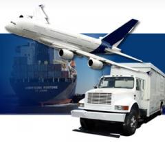 Transporte nacional de mercadorias