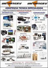 Informatica, Telecom, Automação