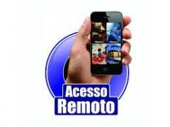 Programação DVR acesso remoto