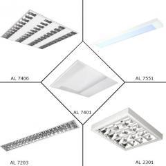 Fluorescentes para lâmpadas convencionais e LEDS -