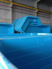 Dealer importers for swimming pools and jacuzzi whirlpools