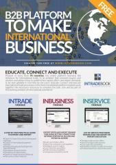 INTRADEBOOK: platform to make international business