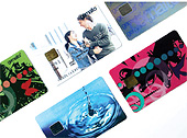 EMV soluções de personalização de cartões