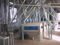Automação de Indústria de Beneficiamento de Trigo